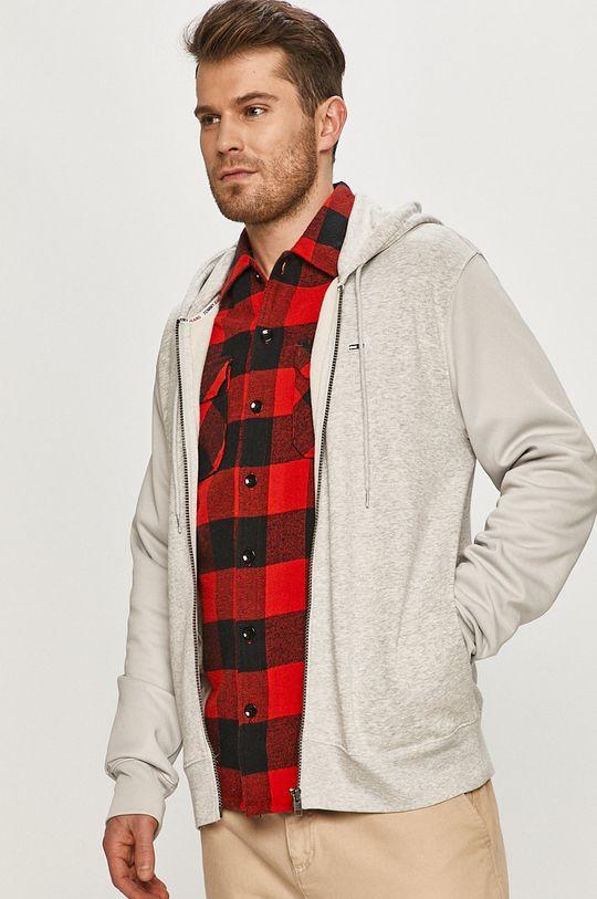 Tommy Jeans - Bluza 60 % Bawełna, 18 % Poliester, 22 % Wiskoza
