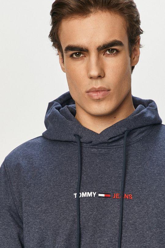 námořnická modř Tommy Jeans - Mikina