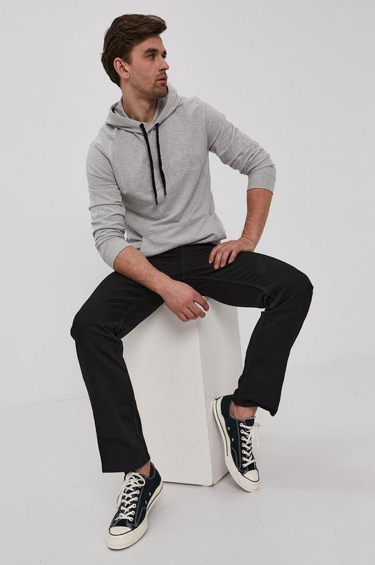 Calvin Klein Underwear - Bluza jasny szary