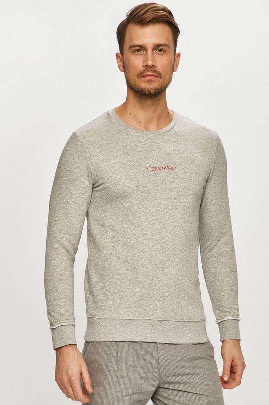 Calvin Klein Underwear - Bluza Ck One jasny szary