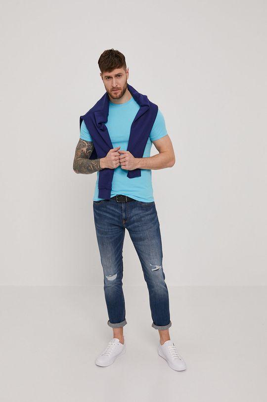 Calvin Klein Underwear - Bluza Ck One bleumarin