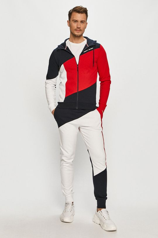 Tommy Hilfiger - Bavlnená mikina viacfarebná