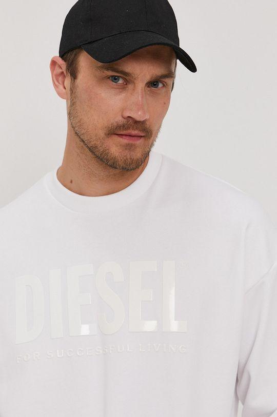Diesel - Bavlnená mikina Pánsky