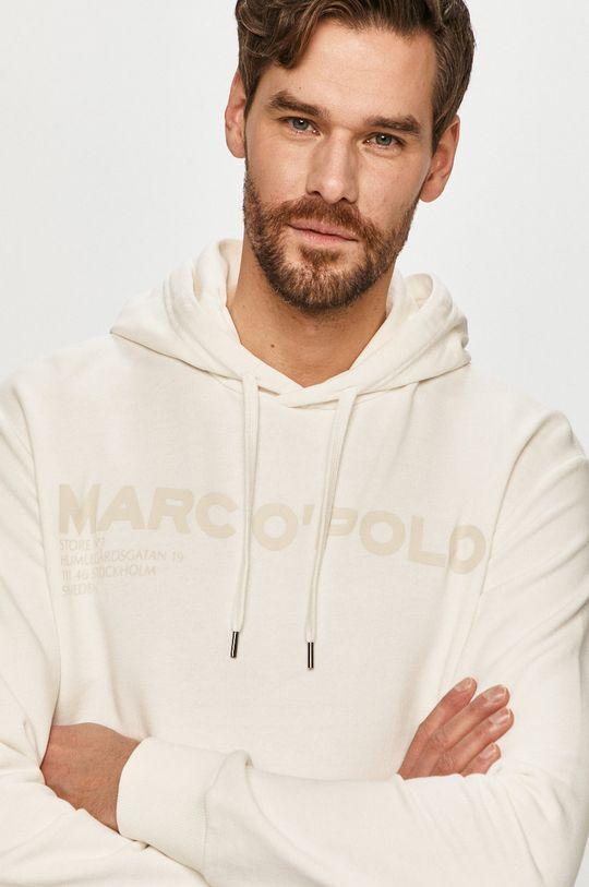 bílá Marc O'Polo - Bavlněná mikina