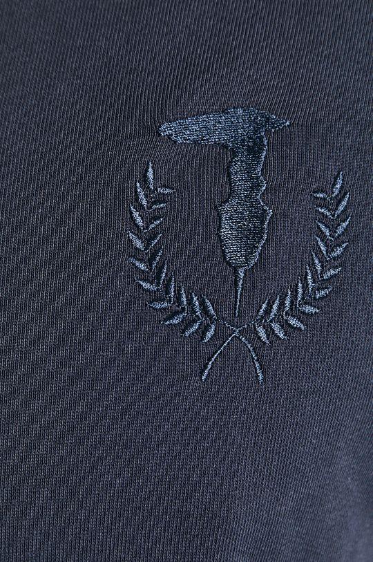 Trussardi Jeans - Bavlnená mikina Pánsky