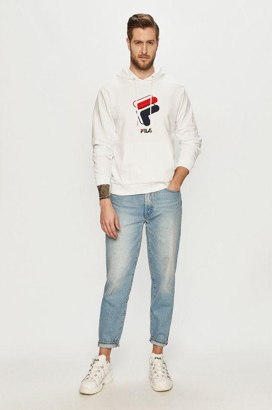 Fila - Bluza biały