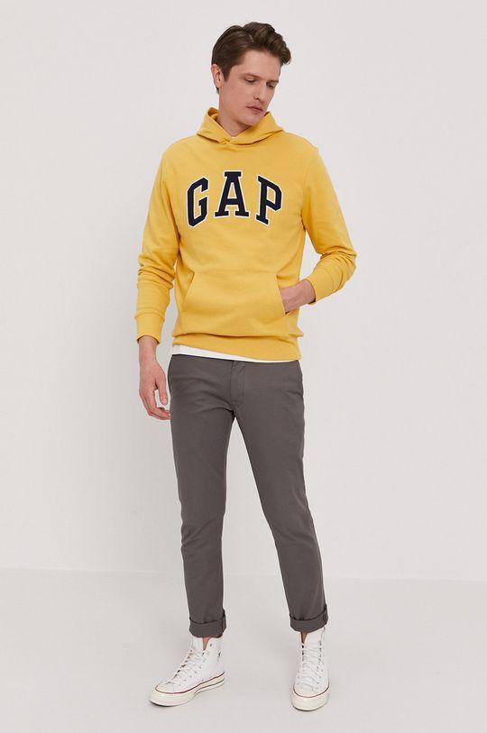 GAP - Bluza żółty