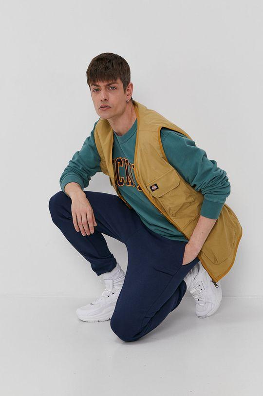 Dickies - Bluza bawełniana zielony