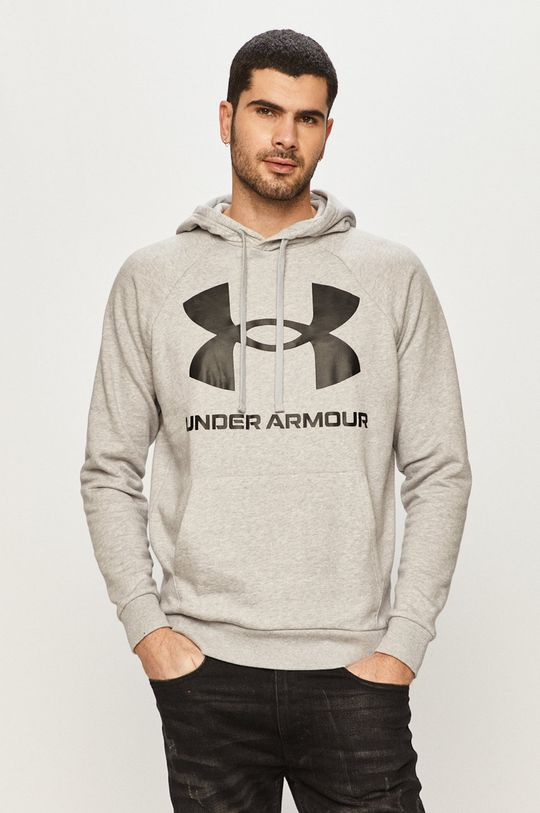 szary Under Armour - Bluza
