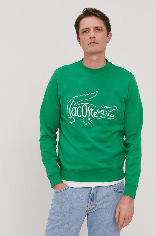verde Lacoste - Bluza De bărbați