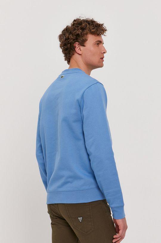 Lacoste - Bluza Materiał zasadniczy: 82 % Bawełna, 18 % Poliester, Ściągacz: 97 % Bawełna, 3 % Elastan