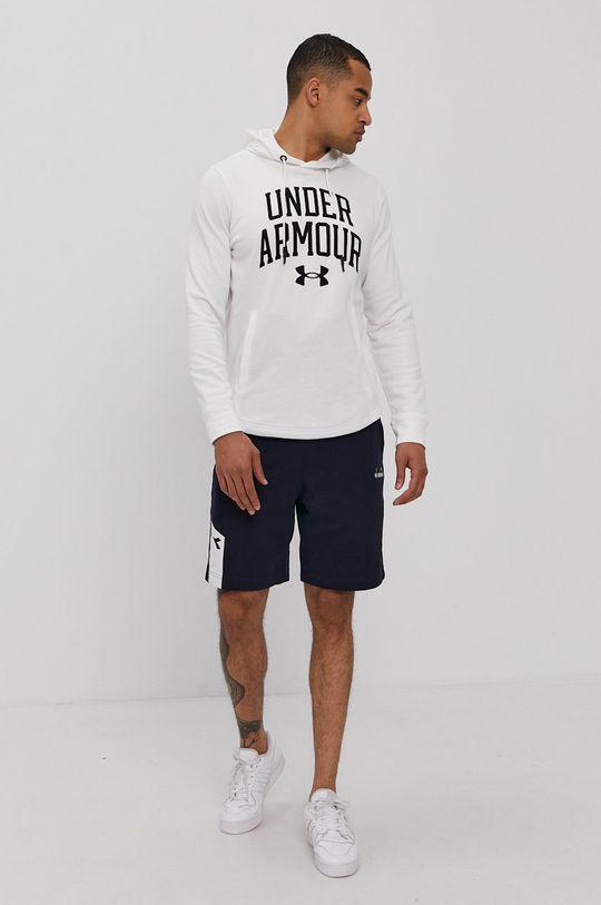 Under Armour - Bluza biały