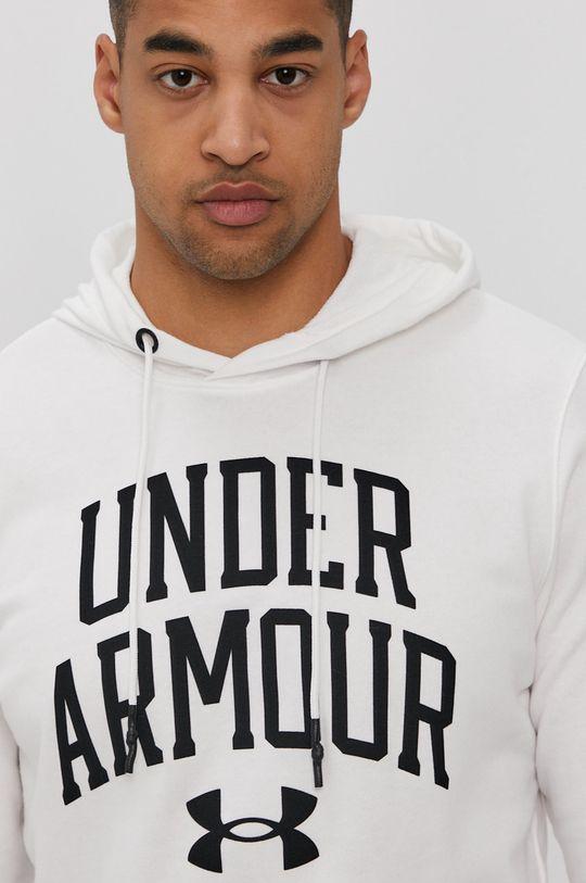 biały Under Armour - Bluza