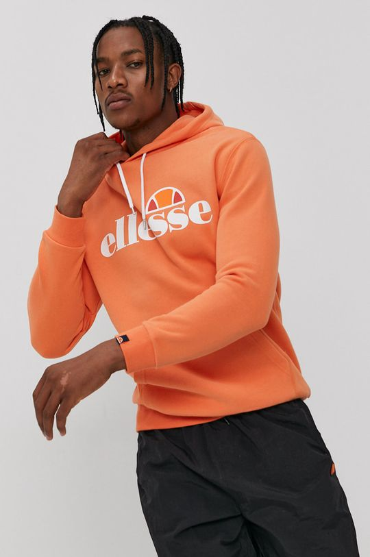 portocaliu Ellesse - Bluza De bărbați