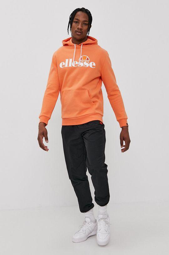 Ellesse - Bluza portocaliu