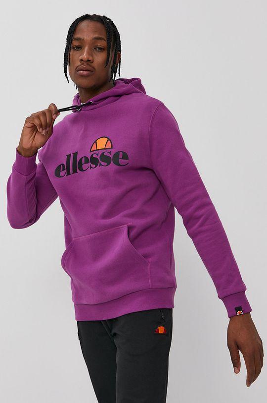 Ellesse - Bluza fioletowy