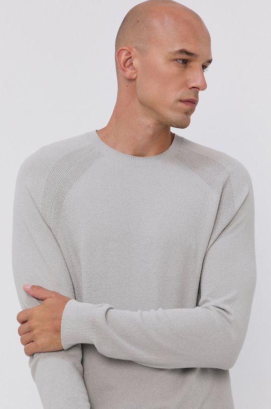 szary Napapijri - Sweter