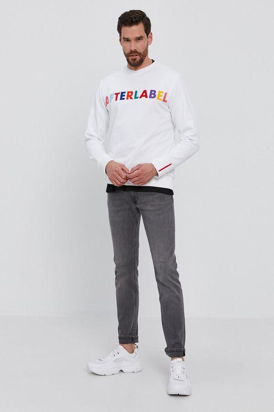 After Label - Bluza biały