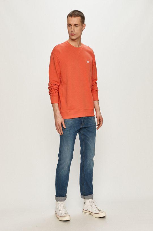 Lee - Bluza czerwony