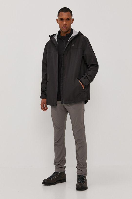 Wrangler - Bluza ATG czarny