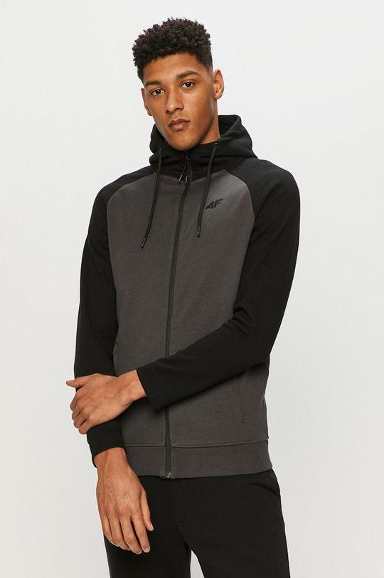 negru 4F - Bluza De bărbați