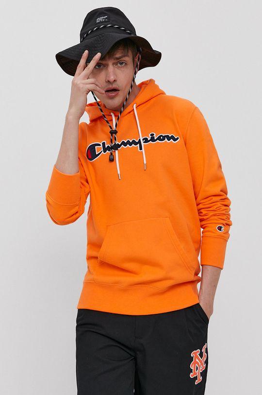 pomarańczowy Champion - Bluza bawełniana Męski