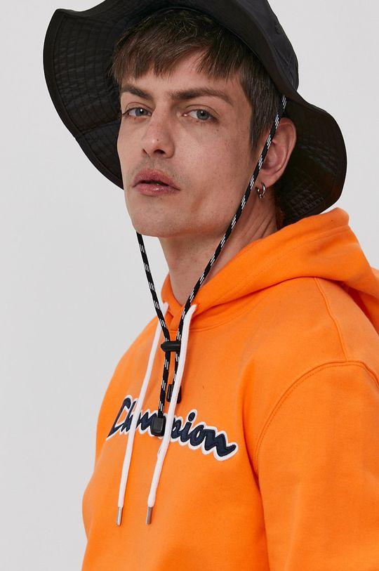 pomarańczowy Champion - Bluza bawełniana