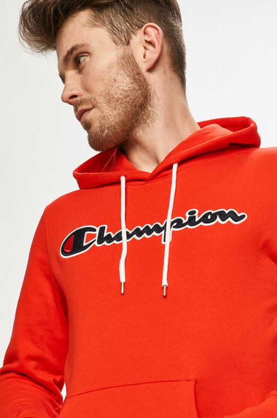 červená Champion - Bavlněná mikina Pánský