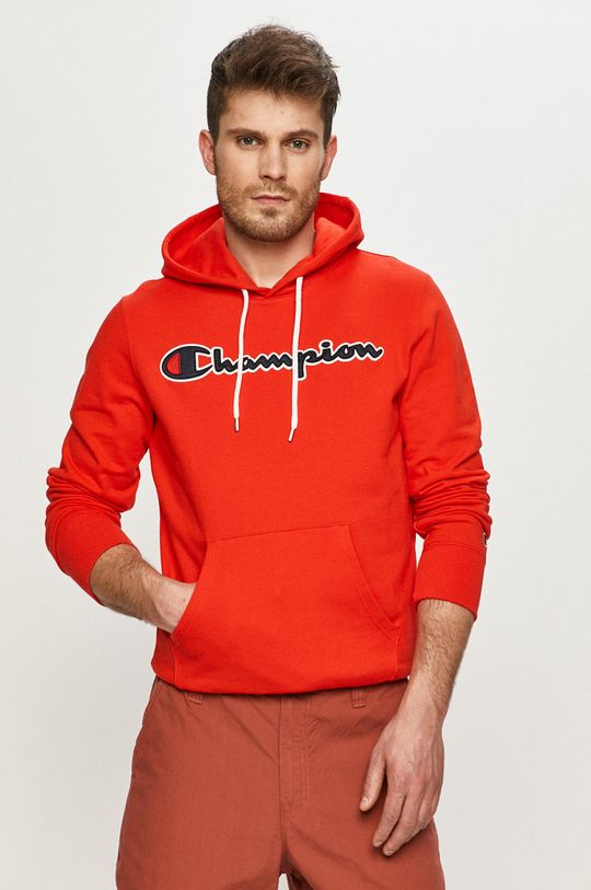 červená Champion - Bavlněná mikina