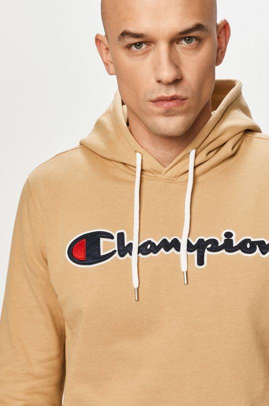 kawowy Champion - Bluza bawełniana