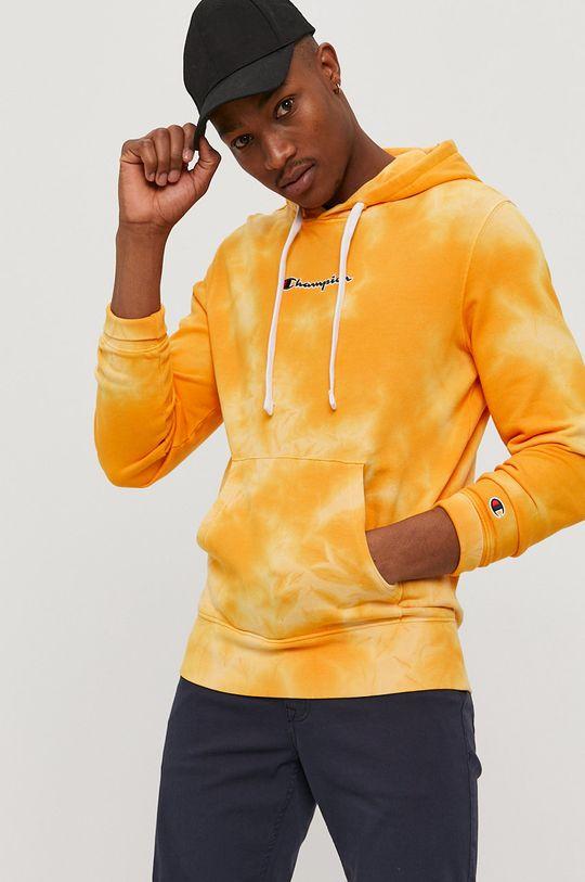 żółty Champion - Bluza bawełniana Męski