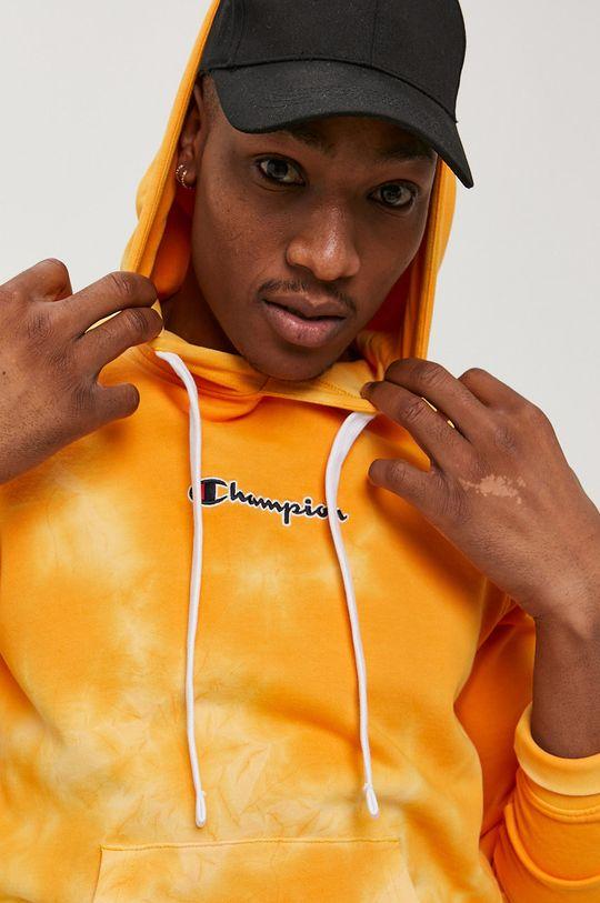 żółty Champion - Bluza bawełniana