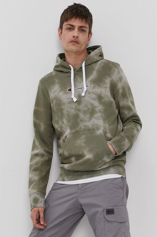 brudny zielony Champion - Bluza bawełniana Męski