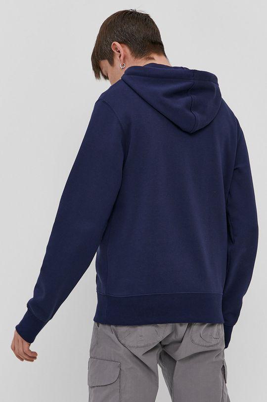 New Balance - Bluza Materiał zasadniczy: 60 % Bawełna, 40 % Poliester z recyklingu, Ściągacz: 57 % Bawełna, 38 % Poliester, 5 % Spandex