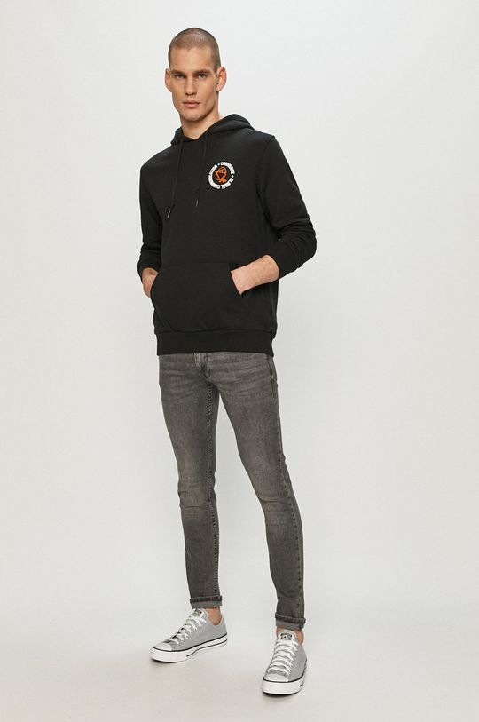 Converse - Bluza czarny