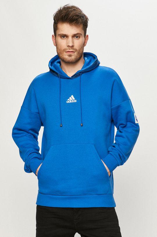 adidas Performance - Bluza 70 % Bawełna, 30 % Poliester z recyklingu