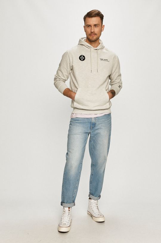 Pepe Jeans - Bluza Ansek szary