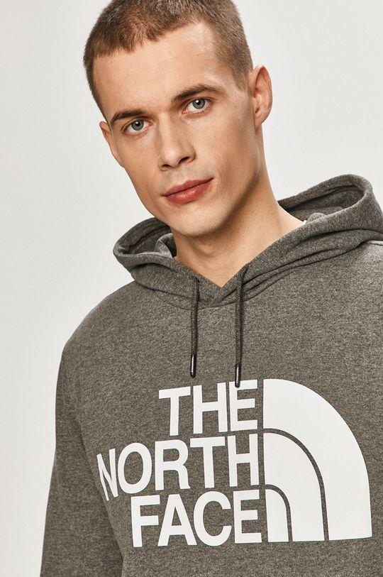 světle šedá The North Face - Mikina