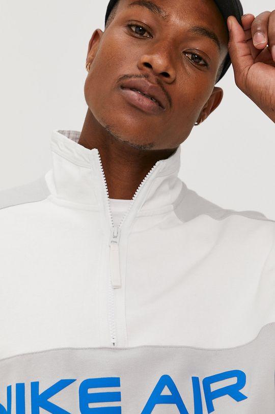biały Nike Sportswear - Bluza bawełniana
