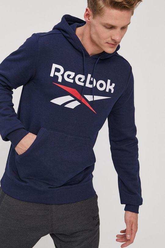 bleumarin Reebok - Bluza De bărbați
