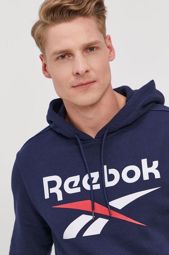 bleumarin Reebok - Bluza