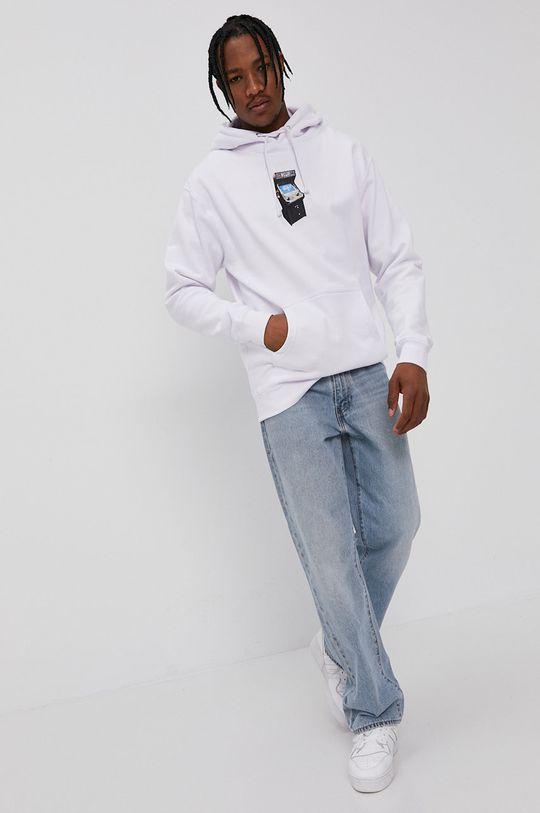 HUF - Bluza biały