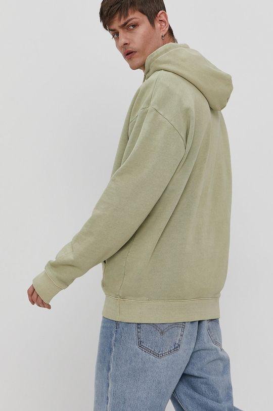 Reebok - Bluza bawełniana Materiał zasadniczy: 100 % Bawełna organiczna, Ściągacz: 95 % Bawełna, 5 % Elastan