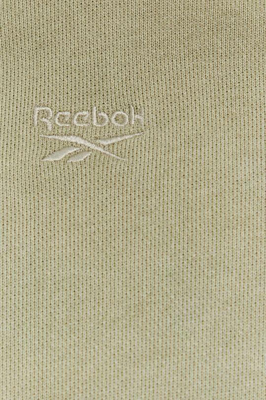 Reebok - Bluza bawełniana Męski