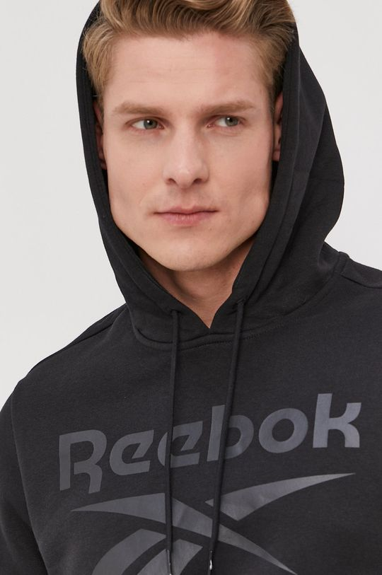 negru Reebok - Bluza