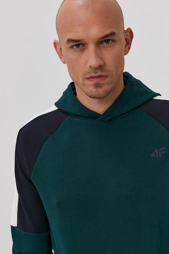 zielony 4F - Bluza
