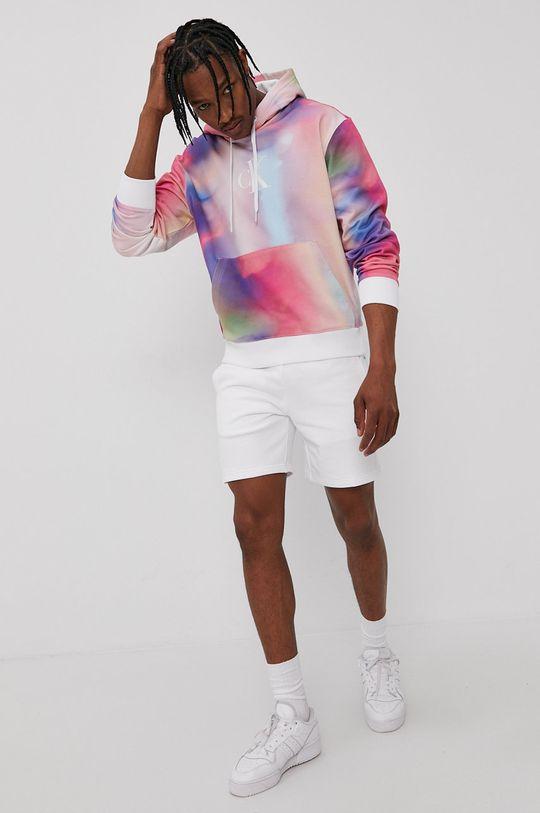 multicolor Calvin Klein Jeans - Hanorac de bumbac