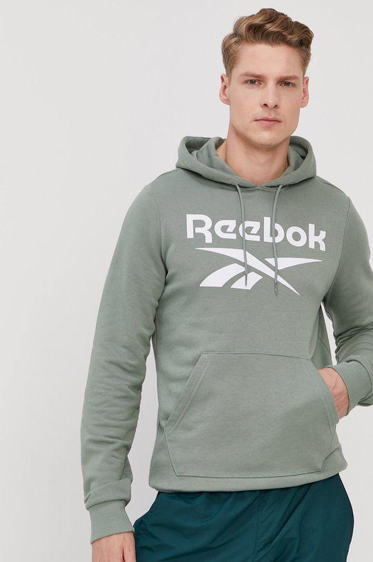 militarny Reebok - Bluza Męski