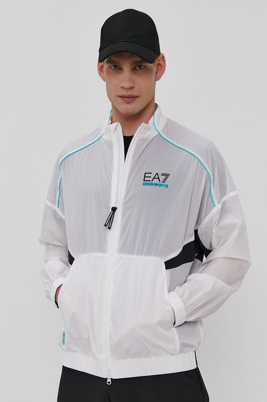 EA7 Emporio Armani - Kurtka biały