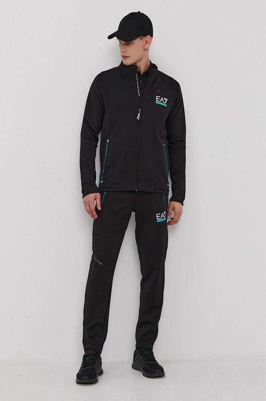 EA7 Emporio Armani - Bluza czarny